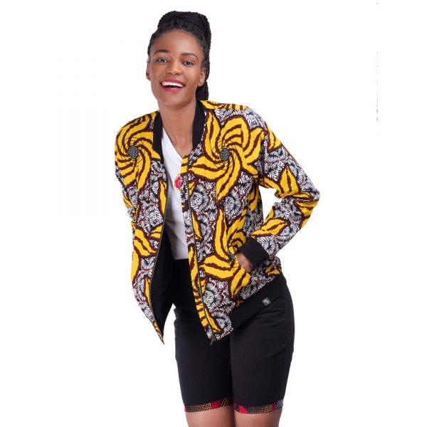 African Jacket one way Kenya
