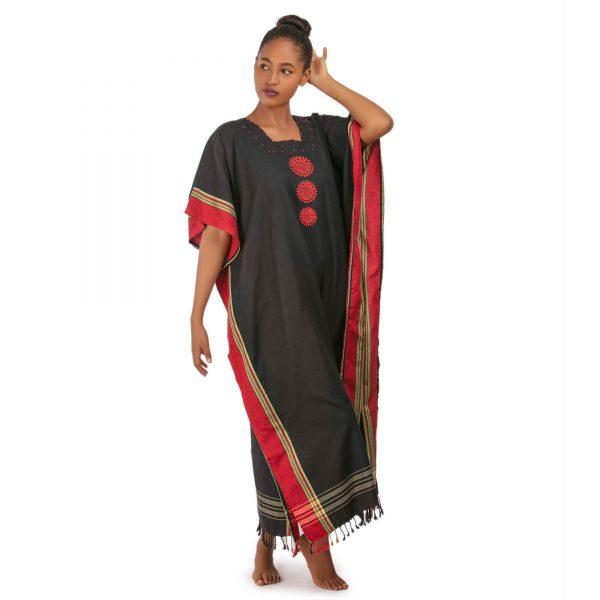kikoy Nyota Dress