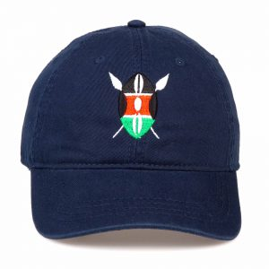 Embroidered Kenya Cap