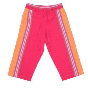 Kikoy Kids Trousers - Pink