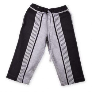Kids Kikoy Trousers - Grey