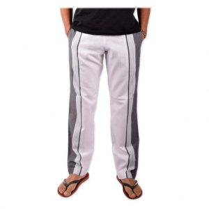 Kikoy trouser white
