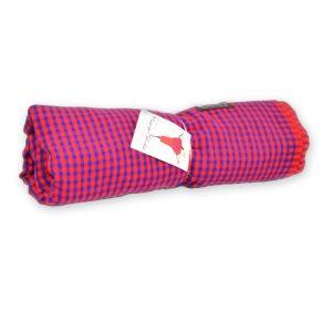 Maasai shuka on sale